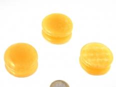 Orange Calcite Carry Stone - 1 pc