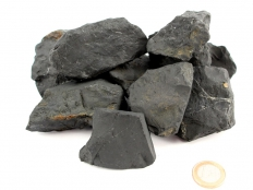 Shungite Large Rough Stones - 1 lb