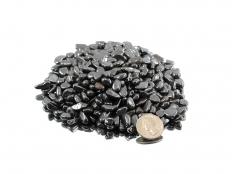 Hematite Tumbled Stone Mini - 1 lb