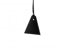 Shungite Triangle Jewelry Pendant - 1 pc
