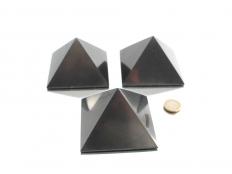 Shungite Pyramid - 3+ In - 1 pc