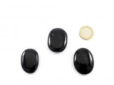 Black Tourmaline Carry Stone - 1 pc