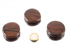 Mahogany Obsidian Carry Stone - 1 pc