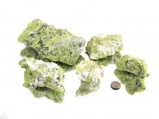 Lizardite Rough Stone - 1 lb