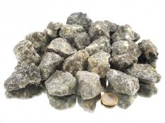 Labradorite Small Rough Stones - 1 lb