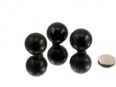Shungite Sphere 1 in