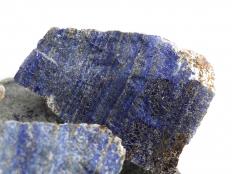 Lapis Lazuli Rough Stones - 1 lb