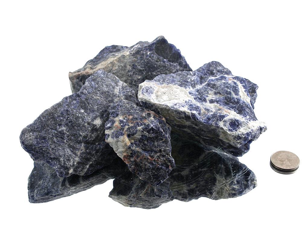 rough natural sodalite for sale hausen rock treasures wholesale