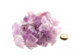 Amethyst Small Rough Stones (1-2 in) - 1 lb