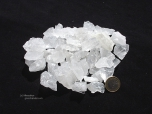 Clear Quartz (Rock Crystal) - Small Rough Stones (1-2 in) - 1 lb