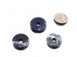 Sodalite Jewelry Donut 30 mm - 1 pc
