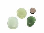 Chinese 'New Jade' Carry Stone - 1 pc