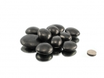Shungite XL Tumbled Stones - 1 lb