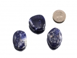 Sodalite Carry Stone - 1 pc