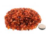 Carnelian Tumbled Stones Micro - 1 lb