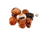 Carnelian XL Tumbled Stones - 1 lb