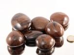 Mahogany Obsidian XL Tumbled Stones - 1 lb