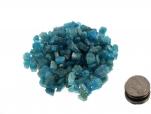 Gemmy Blue Apatite Rough - 5 OUNCES
