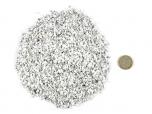 Magnesite (Howlite) Tumbled Stones Micro - 1 lb