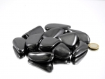 Shungite Tumbled Stones - 8 oz