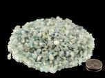 Aquamarine Tumbled Stones Micro - 1 lb