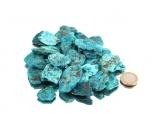 Turquoise Tumbled Stones - 1 oz