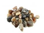 Agate (Natural) Tumbled Stones - 1 lb