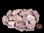 Lepidolite Rough Stones - 1 lb