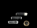 Polished Rock Crystal Double Terminated 2+ Inches - 1 pc