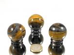Tiger Eye Spheres - 1 lb