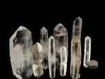 Rock Crystal Polished Tower - A - 1 lb