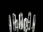 Rock Crystal polished Towers Extra - 8 oz