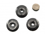 Shungite Jewelry Donut 50 mm - 1 pc