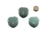 Green Aventurine Heart - 1 pc