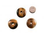 Tiger Eye Jewelry Donut 40 mm - 1 pc