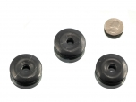 Shungite Jewelry Donut 30 mm - 1 pc