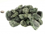 Diopside Small Rough Stones (1-2 inches) - 1 lb