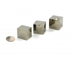 Pyrite Cube - Naturally grown - 1 pc