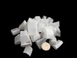 Selenite (Gypsum) Small Rough Stones - 1 lb