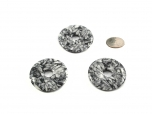 Pinolite Jewelry Donut 50 mm - 1 pc