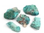 Chrysocolla Rough Stones - 1 lb