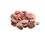 Thulite Small Rough Stones 1-2 in - 1 lb