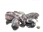 Eudialyte Rough Stones - 1 lb