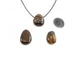 Boulder Opal Drop Bead Pendant