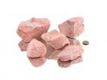 Thulite Rough Stones (Snillfjorden) - 1 lb
