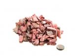 Thulite Raw Stones Chips - 1 lb