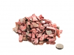 Thulite Granules - 1 lb