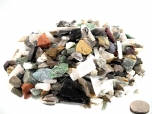 Raw Stones mix - 0.5 to 1 inch - 1 lb