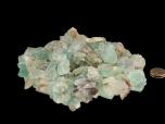 Fluorite Small Rough Stones - 1 lb