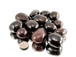 Garnet XL Tumbled Stones - 1 lb